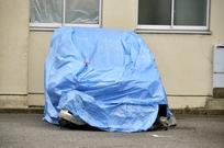【詳報】坂井署で車燃え、中に遺体