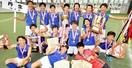 ホッケー男子丹生が5年ぶり優勝