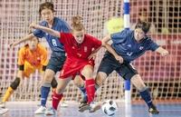 フットサル女子、日本が決勝進出