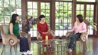 有働由美子、フジ系番組初出演 石田ゆり子&角田光代と同世代トーク