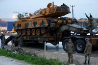 シリア北西部で作戦開始へ