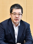 高収益作物転換へ支援 北陸農政局 森澤局長が来社