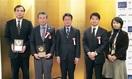 スポーツ指導功績 表彰 日本スポ協 本県の6人