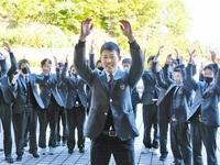 笠島(敦賀気比高)巨人へ 育成3位 「菅野さんのように」