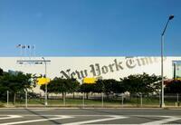 NYタイムズ、電子版専用に?