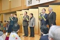 県内詩吟愛好者成果披露し交流 福井で「初吟会」