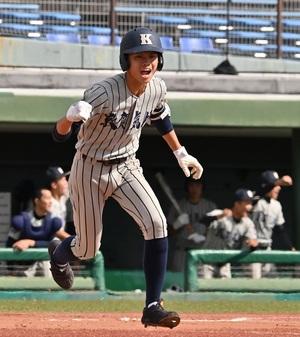 敦賀気比16得点、上田西破り優勝