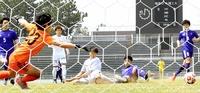 福井ユナイテッド8ゴール圧勝で天皇杯切符 サッカー福井県選手権、福井工業大学を下す