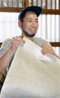 千年未来工藝祭実行委員長 瀧英晃さん 伝統工芸職人の「温度感」に触れて 時の人ふくい