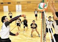 【頂への挑戦】バレーボール大型補強