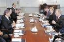 「北」非核化まで制裁維持 日米閣僚ら会談で一致…