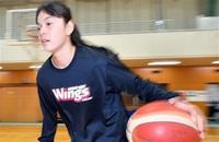 世界舞台に突破力磨き バスケットボール女子 宮下希保 行くぞ県勢2020東京五輪