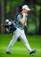 男子ゴルフ、国内で始動