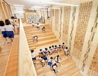 福井大西本研究室 木育カリキュラム キッズデザイン優秀賞 木造校舎生かし学習展開