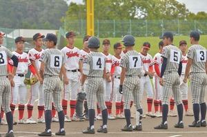 【写真】高校野球、敦賀気…
