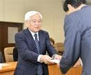 スポーツ支援など勝山5団体に寄付 東京奥越経済…