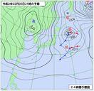 5日から冬型、福井平野部も積雪か