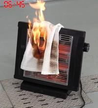 電気ストーブ火災、27人死亡
