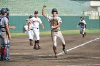 敦賀が8強、鯖江に逆転サヨナラ