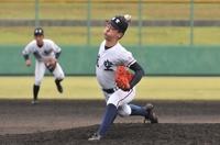 日本航空石川が日本文理破り4強