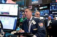 NY株、8カ月ぶり最高値