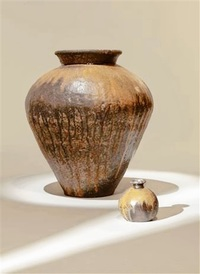 【ピックアップ】●越前 北島重光・圭子作陶展 ~25日、福井市の西武福井店美術画廊。