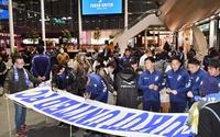 福井ユナイテッドFCが決起集会