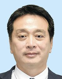 河合氏3選出馬表明 永平寺町長選