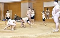 エントリーは2人だけ…相撲競技が初の中止 福井県中学校秋季新人競技大会、連盟は危機感