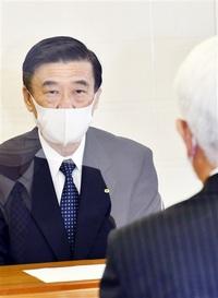 関電 年内提示を断念 核燃料中間貯蔵の県外候補地