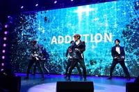 日本のグループADDICTIONがシンガポール開催のBIGO Awards Gala 2020で公演