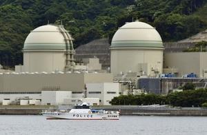 プルサーマルのMOX燃料を契約する関西電力高浜3、4号機=福井県高浜町