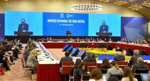 ハノイで開幕したAPEC貿易相会合=20日(共同)