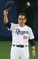 プロ野球、高木守道さんが死去