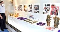 山車の魅力伝える 技巧的な装具13点 敦賀で企画展示第2期