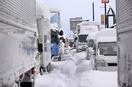 大雪で県内製造現場の休業相次ぐ