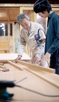 木工の基礎 身に付けよう 来月から長期講座 池田町 受講生募る