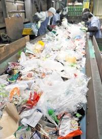 福井市のプラスチックごみの行方は リサイクルは容器包装のみ「分別協力を」