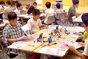 福井県小中学生プログラミング・フェス2017
