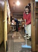 長崎市、海面の「副振動」で冠水