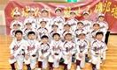 学童野球 磯部スポ少(坂井) 切磋琢磨元気に練習…