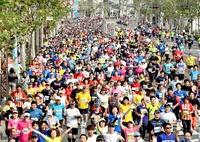 2018年の福井マラソンは中止