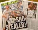 ヤンキース地元紙も大谷を称賛