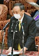 首相、安倍氏の国会招致「拒否」