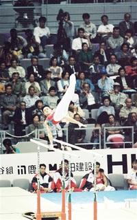 世界体操鯖江大会 平成7(1995)年10月 地方都市の総力発揮 ふくい平成あの時その後(15)