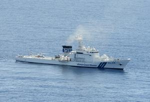 原発テロ対策、敦賀に大型巡視船