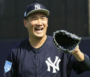 田中将大、前田健太が投球…