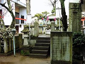 柴田勝家・お市の方の菩提寺
