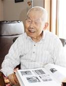 元審判99歳男性、甲子園心待ち
