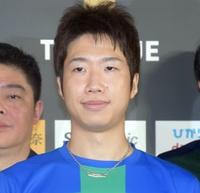 水谷隼選手、福原愛選手の引退に「寂しい」 自身の引退後に混合ダブルス提案